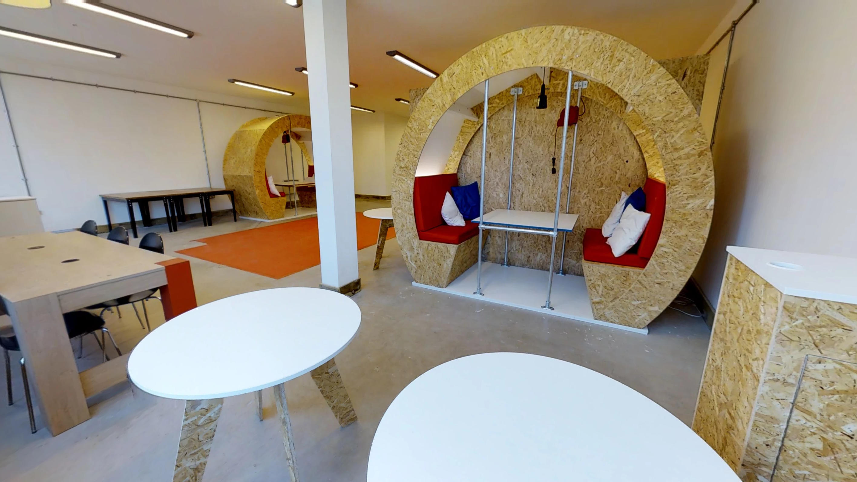 The Google Innovation Studio Is Situated At Tramshed Tech A Collaborative Workspace Home To And Creative Industries In Cardiff